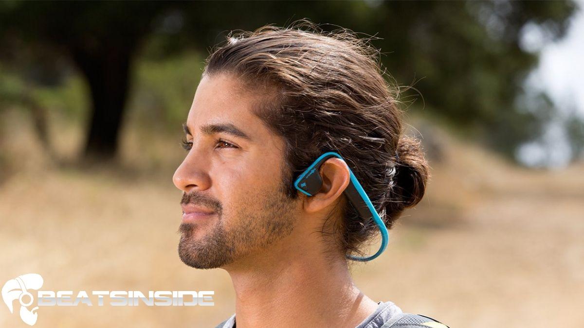 how to wear in ear headset