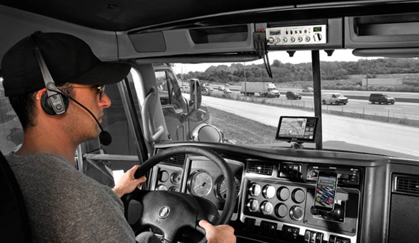 best Bluetooth headset for truck drivers