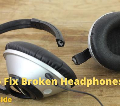 How to Fix Broken Headphones Hinge