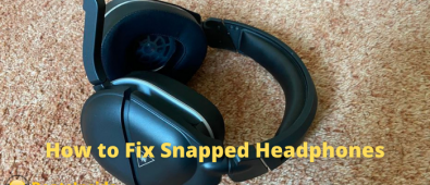 How to Fix Snapped Headphones