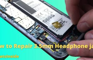 How to Repair 3.5mm Headphone jack