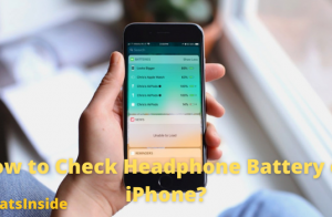 How to Check Headphone Battery on iPhone