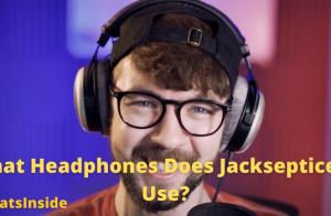 What Headphones Does Jacksepticeye Use